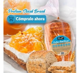 Pan sándwich Proteico X-UP