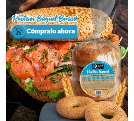 Pan Bagel Proteico X-UP